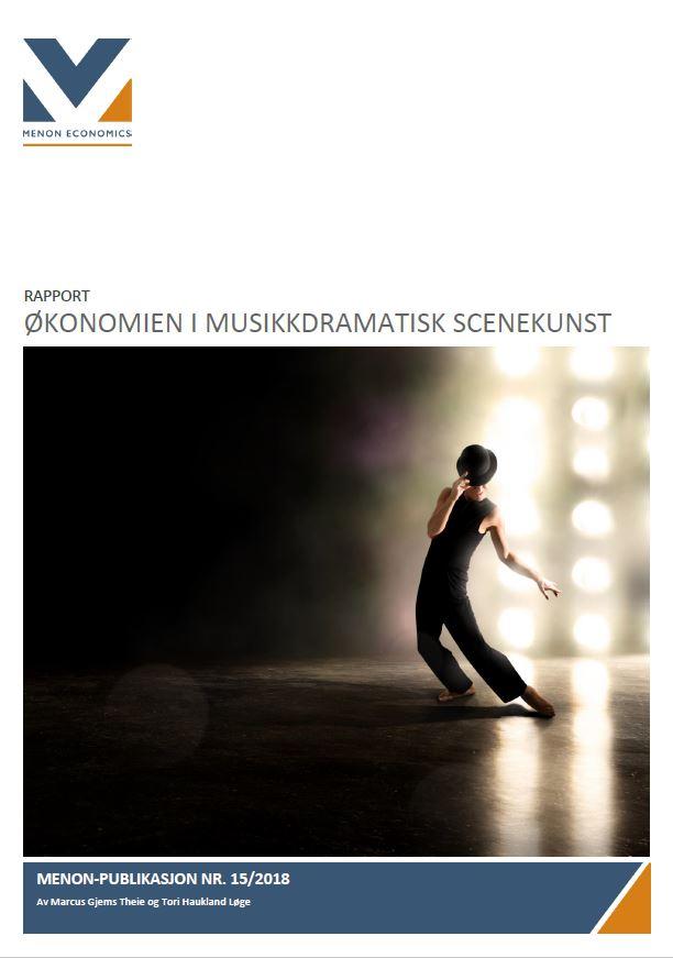 Økonomien I Musikkdramatisk Scenekunst