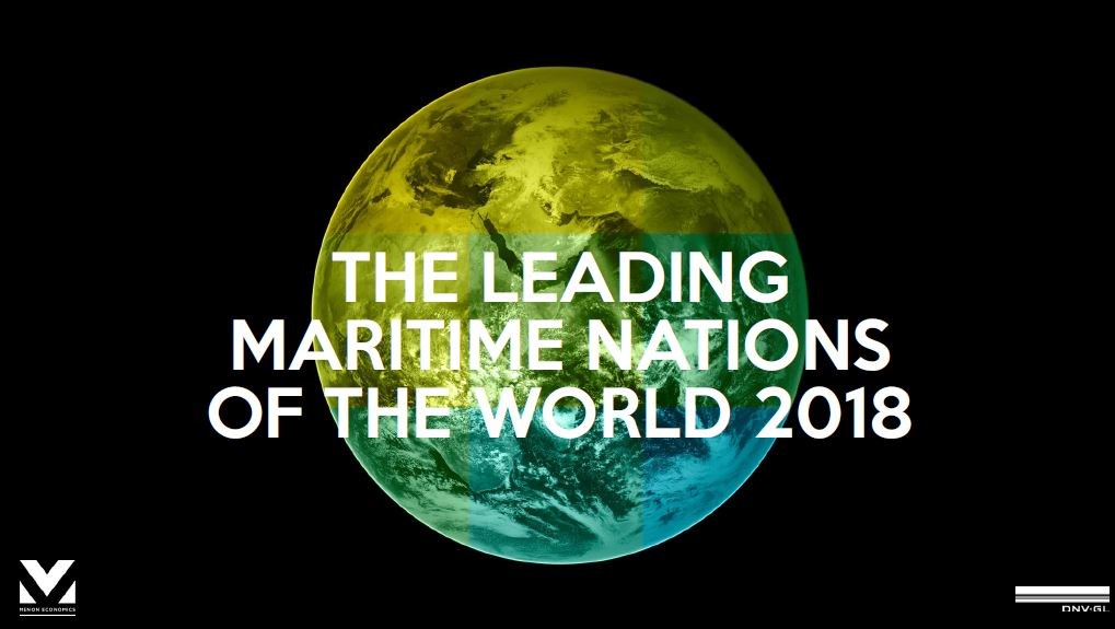 Leading Maritime Nations Of The World 2018