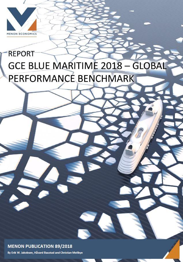 GCE Blue Maritime 2018 – Global Performance Benchmark