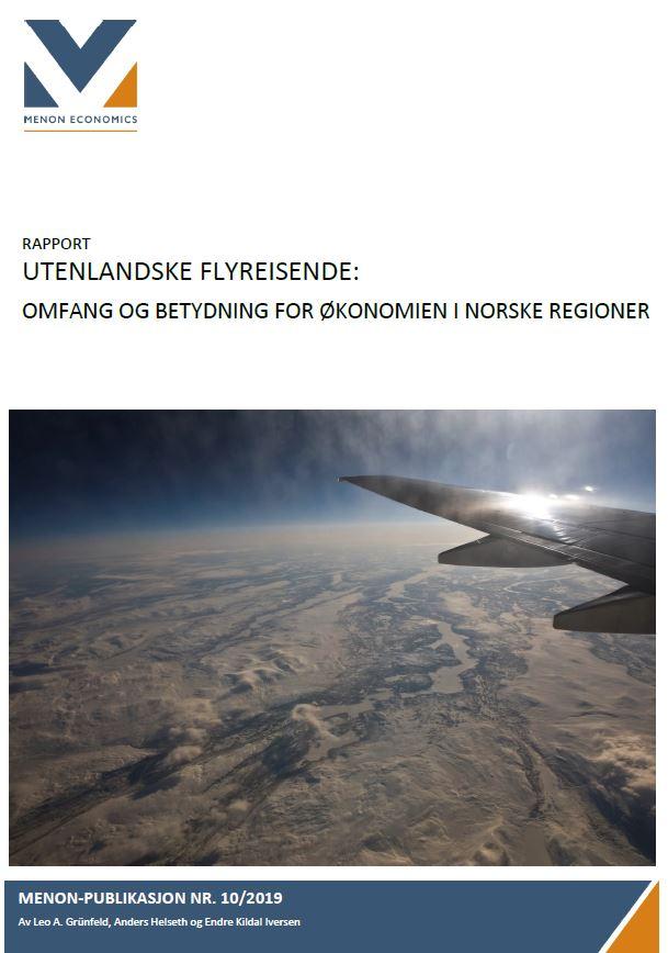 Utenlandske Flyreisende