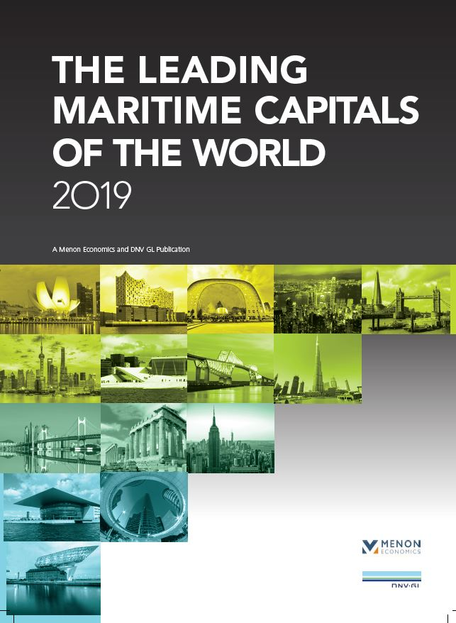 The Leading Maritime Capitals Of The World 2019