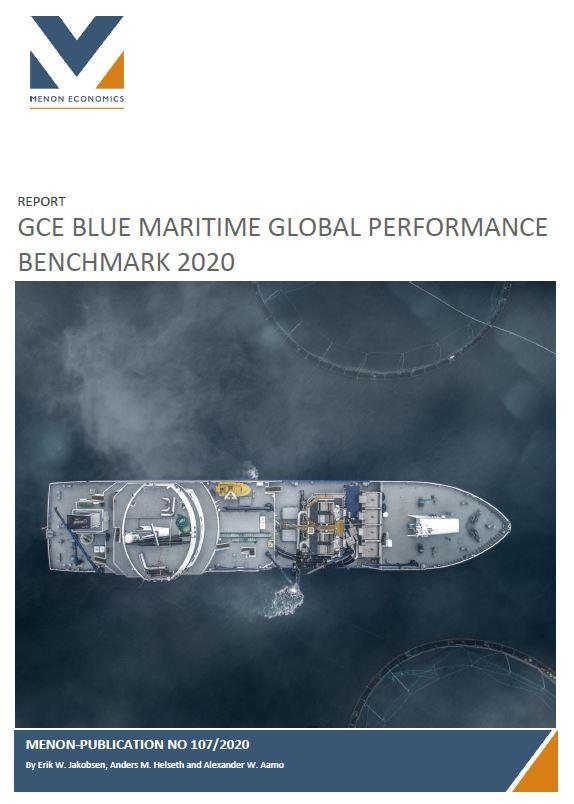 GCE Blue Maritime Global Performance Benchmark 2020