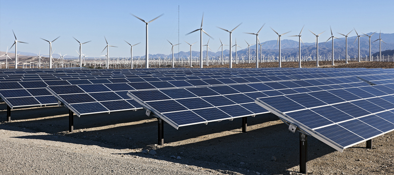 Fornybar energi bilde