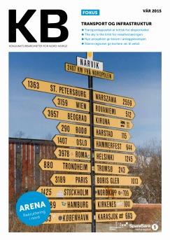 Konjunkturbarometer For Nord-Norge Vår 2015